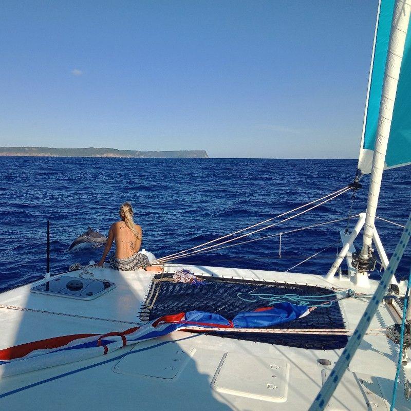 Roam Sailing Blog | CruiserSat Net