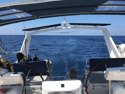 Wild Orchid Sailing Blog   CruiserSat Net